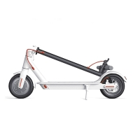 China 24km/H 8 Inch 350w Lithium Folding Electric Scooter wholesale