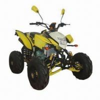 China 2WD ATV, 200cc Water-cooled Gasoline Engine, Chain Drive with Reverse wholesale