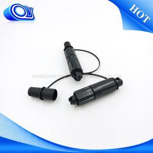 China IP68 Waterproof Fiber Optic Connector wholesale