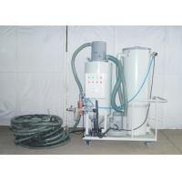 China 4kw Fan Dust Free Vacuum Blasting Machine With 20m Blasting Hose Steel Grit wholesale