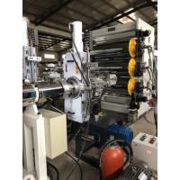 China Good Toughness Pp Sheet Extrusion Line / Plastic Extrusion Line Smooth Surface wholesale