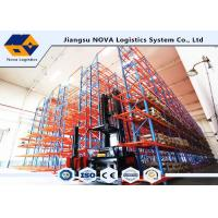 Effective Storage Selective Pallet Racking For Manufacturing Industry