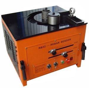 China Heavy Duty Electric Bend Machine /25mm Rebar Bender Bend 180 degree wholesale