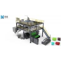 China Spunbond  Non Woven Fabric Making Machine / Shoes Bags PP Bag Making Machine wholesale