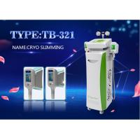 5 Heads Touch Screen Cryolipolysis Slimming Machine For Fat Removal