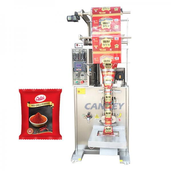 Quality CK-LF350 Automatic Powder Pouch Packaging Spices Packing Machine for sale