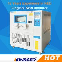 China SUS 304 Steel Plate Programmable Temperature and Humidity Test Chamber 12 Months Warranty wholesale