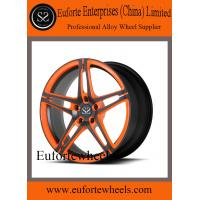 China High Precision 1 Piece Forged Wheels , 20 Inch BMW Wheels wholesale
