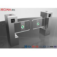 China Waterproof Stainless Swing Gate Turnstile Biometric System Access Control Entrance wholesale