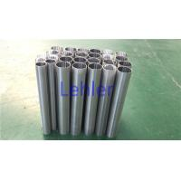 China Minimum Johnson Filter Screen Slot 20 Micron With Smooth Filtration Surface wholesale