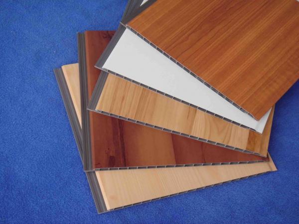 Quality Laminated Drop Ceiling Tiles / PVC Ceiling Tiles For Restaurant for sale
