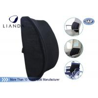 Mesh car office chairs Memory Foam Cushion contour lumbar back support