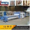 China pvc door vacuum membrane press machine for kitchen cabinet door making wholesale