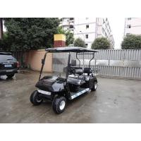 China 6 Seats Electric Vintage Cars 48v Electric Golf Carts PP Body CE Approved wholesale