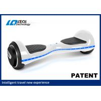 China CE Certificate 6.5 Inch Electric Self Balancing Scooter 4400mah Powered Lithium Battery wholesale