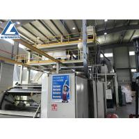 China 1600mm S Spunbond Nonwoven Machine / Spunbond Nonwoven Fabric Machine High Capacity on sale
