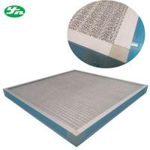 China High Temperature Metal Mesh Pre Filter wholesale