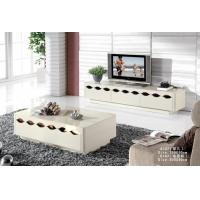 Buy cheap sell high glossy coffee table,#A-107,TV cabinet,#B-107 from wholesalers