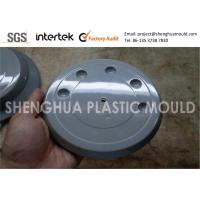 Medical Grade Injection Molded Plastic Parts , Large ABS Plastic Top Cover High Gloss Finish