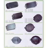 cast iron grill and griddle