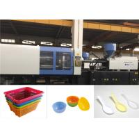 China 100T Thermoplastic Shoe Sole Injection Molding Machine All Computer Control wholesale