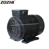 China Three Phase Hollow Shaft Electric Motor Aluminum Housing HS112M1-4 4KW 5.5HP IEC wholesale