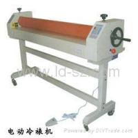China Electric Cold Laminator on sale