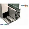 China AA6061 T6 Aluminium Extruded Profile Powder Coated For Doors wholesale