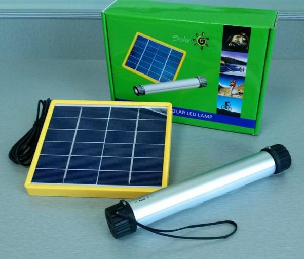 Quality Quality Flashlight LED solar light with 6V*3W Solar Panels and 3.7V/2000mA*2 lithium battery group capacity (4000mA) for sale