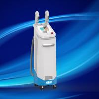 High quality most efective painless SHR hair removal machine