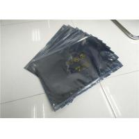 China Small Conductive ESD Shielding Bags / Static Dissipative Bag For Circuit Board wholesale