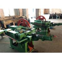 China Automatic Steel Nail Making Machine With High Efficiency for Producing Various Common Nails wholesale
