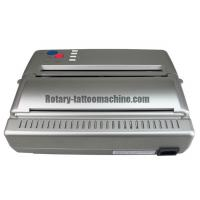 China White Color Stencil Fax Tattoo Transfer Printer , Tattoo Thermal Stencil Printer on sale