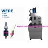 China Double Hands Button 10 Ton Hydraulic Press , Shaft / Commutator Hydraulic Bearing Press wholesale