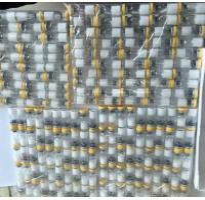 China Порошок инкретей пептида Меланотан ИИ вводимый стероидный для потери веса, КАС 121062-08-6 wholesale