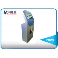 China Self  Service Ticket Bill Payment Kiosk In Cinema / Customer Service Kiosk wholesale
