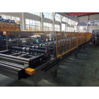 5.5KW Roofing Sheet Roll Forming Machine With 40GP Container 5 Tons