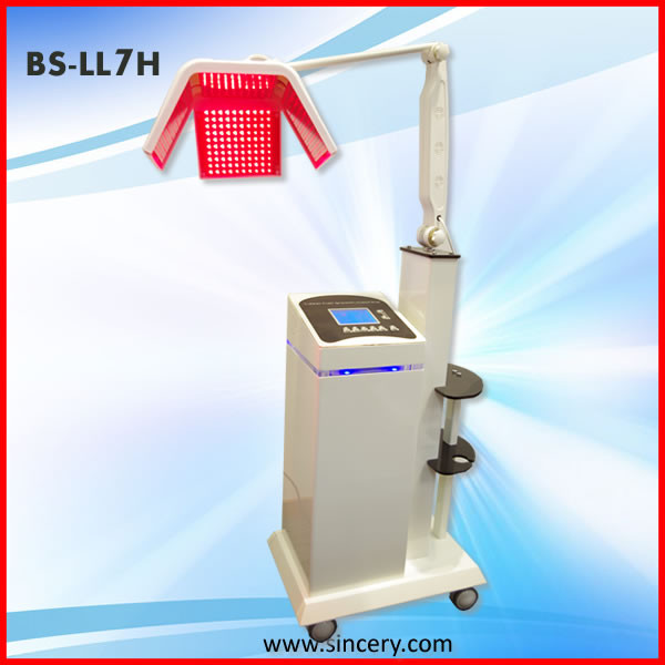 Quality New Arrival BIO laser hair treatment equipment BS-LL7H for sale