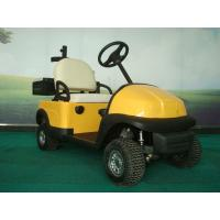 China single seat electric golf cart on sale