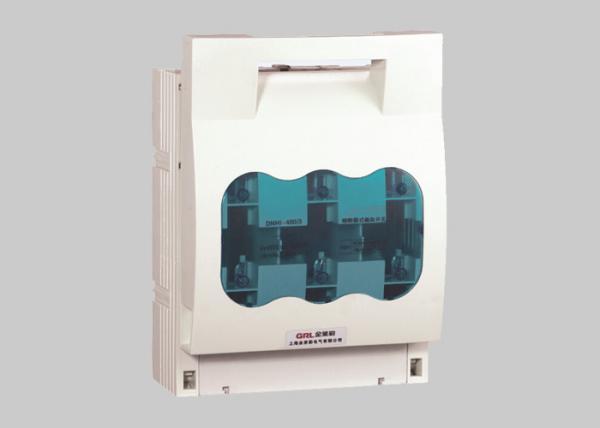 Quality DNH1 Disconnector do interruptor da relação do fusível do T3 NH do cobre de Polos da baixa tensão 3 for sale