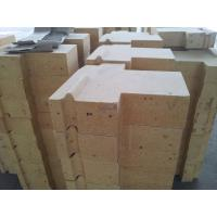 China High Temp Refractory Fire Brick , Silica Bricks For Glass Blast Furnace , Coke Oven on sale