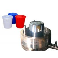 High Precision Plastic Bucket Mould 300 Thousand Times Life Time Corrosion Resistance