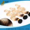 China Armadura rubia negra del pelo de la Virgen, extensiones del cabello humano de la onda del cuerpo ningún vertimiento wholesale
