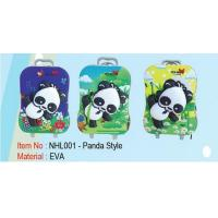 China Kids Rolling Suitcase Hard Case , Personalized Childrens Luggage on sale