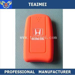 China Customed Car Key Protector Cover Silicone Car Key Case Long Use Life wholesale