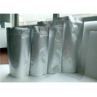 China Eco Friendly Custom Printed Stand Up Pouches , Resealable Aluminum Stand Up Bag wholesale