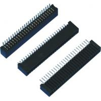 China 1.0 mm Pitch FPC Connector , Board To Board Connectors 3.0mm Height 25 Pins Lie Type Double Contact wholesale