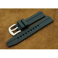 China Fashion New Silicone Rubber Watch Strap Band with Buckle Waterproof 18mm 20mm 22mm wholesale