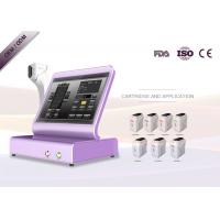 China 2 In 1 Ultrasound Face Lift Machine 4MHz Frequency Improving Skin Complexion on sale