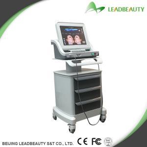 Medical hifu face lift machine 4.5 mm hifu face and neck lift